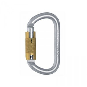 Oval Twist lock Steel