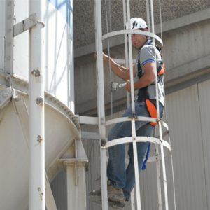 Fall Protec Securope vertical