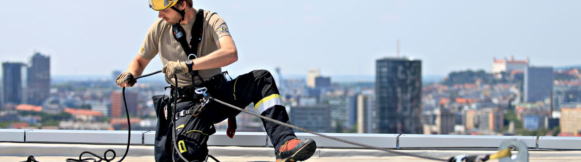 fall arrest working at height safety gear