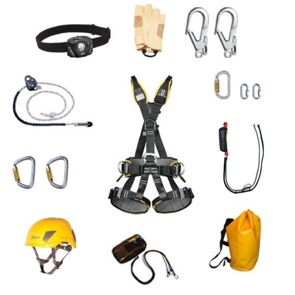 Fall arrest kit – Wind Turbine