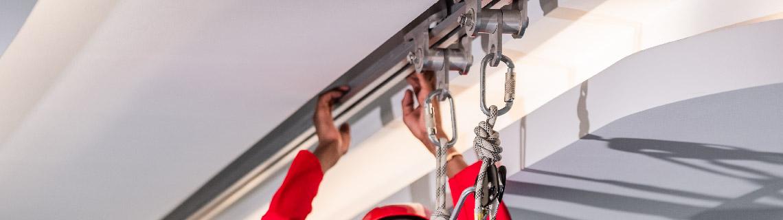 Banner - safe access rail 3-01